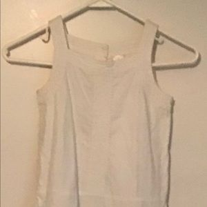 Carter's off-white dress size 6X
